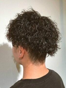 ラボゼロワンヘアデザインズ(LABO-01 hair designs)ツイストスパイラル