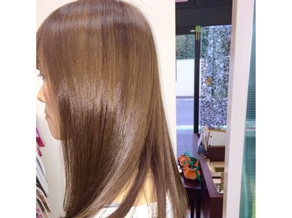 ヘアーアンドスパ アイキュー(hair&spa I cue)の写真