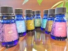美容室 アンジェ(Ange)の雰囲気(豊富な香りから選べるスパメニューが、貴方の疲れを癒します。)