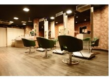 アーサス ヘアマテリアル 大宮2号店(Ursus hair material)の雰囲気(.お客様にリラックスしていただける空間をご用意しております)