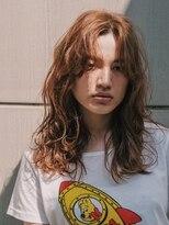 ミンクス 原宿店(MINX)【MINX近藤】アンニュイウェーブリラクシーミディ