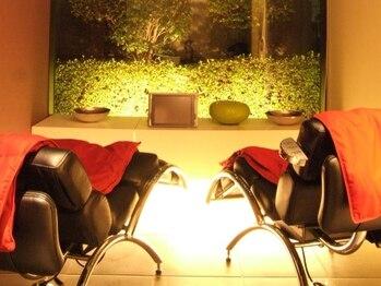 サロンドユー ヘッドスパサロン プログレ(SALON DE U head spa salon PROGRE)の写真/―プログレは心も体も癒されるリラクゼーションを進化させているサロン―個室で施術できるスパroom完備★
