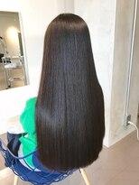 フラックス(FLUX)美髪スーパーロングヘアー