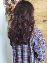 シキオ ヘアデザイン(SHIKIO HAIR DESIGN FUK)春の艶髪暖色カラー
