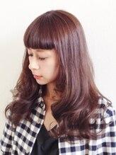 ストラダ ヘア デザイン(Strada hair design)ふんわりスタイル☆