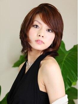 リアンヘア(Rian hair)の写真/【神宮前】コンクール入賞経験を持つ実力派揃い!最新のはさみ・技術による施術で満足度の高い仕上がり♪