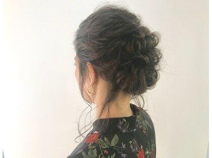 ラカ ヘアーアンドメイク 赤坂(LAKA hair&make)の写真