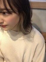 【West×塩本】アクセサリー感覚☆イヤリングカラー