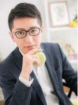 【macaron】サイド&バックを短く☆清潔感ショート