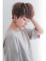 ルージュ(Rouge)【山野 俊貴】大人可愛いマニッシュショート