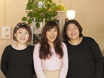 """美容室ティービーケー 北千住店(TBK)の写真/""""将来の髪と頭皮を考える,美容のスペシャリストが贈る""""徹底されたカウンセリングで美髪へ導き悩みを解消。"""