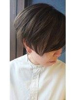 クブヘアー(kubu hair)《Kubu hair》大人グレイ グレージュカラー