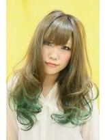 Green☆グラデカラー