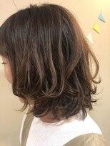 モイヘアーデザイン(moi hair design)ゆるふわデジタルパーマ