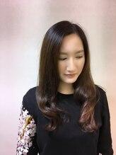 ヘアメイクルーボ(HAIR MAKE Lu bo)モテ女子☆ツヤ髪ロング