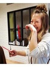 ティコラ ヘアファクトリー(teaco.la hair factory)上村 祥子