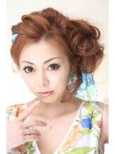 ヘアアレンジの★Party Girl★画像