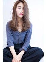 イーリオ(ilio)【ilio-hair atelier-】#やんわり#ツヤ感#大人かわいい