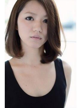 リチェッタ(Ricetta)黒髪~ハイトーンで・・★王道ボブスタイル★