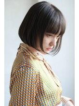 エフ ヘアーアンドリラクゼーション(F. hair & relaxation)【F.】ワンレンボブ
