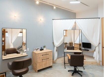 ヘアルームティラ(hair room tila)の写真