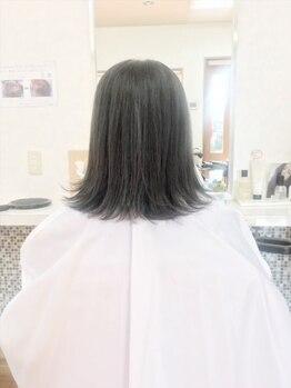 美容室ママハウスの写真/【全員☆カット+カラー(シャンプーブロー込)¥7350⇒¥6850】初めての方も2回目の方もお得なクーポン♪