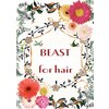 ビースト フォー ヘア(BEAST for hair)のお店ロゴ