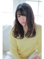 【FORTE 表参道店】大人ほつれウェーブ☆フェミニンロング