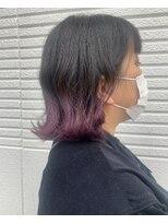 ケーオーエスビューティー(K O S beauty)紫グラデーション