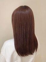 ネオヘアー 東向島店(NEO Hair)ナチュラルロングスタイル