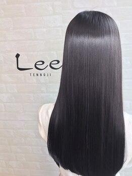 リー 天王寺(Lee)の写真/話題のサイエンスアクアで髪質改善!最高級トリートメント『Aujua』で髪の芯から修復☆未知のサラ艶髪へ☆