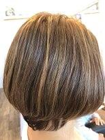 ルアナヘアーアンドスパ(Luana hair&spa)ショート