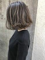 マイ ヘア デザイン(MY hair design)MY hair design スペシャルハイライトボブ【堀研太】