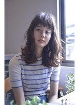 バルーンヘアー(BALLOON HAIR)【BALLOON HAIR】TREND STYLE マリン&エフォートレスウェーブ