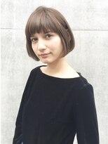 ウル(HOULe)【HOULe】横顔美人☆美シルエットボブ★