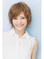 ジョエミバイアンアミ(joemi by Un ami)【 joemi 】笑顔になれる小顔似合わせショートヘア