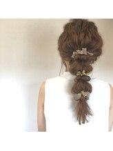 マルサンカクシカクプラスヘアー(〇△□+Hair.)◯△□アレンジ