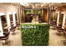 SALONS HAIR 四条室町店