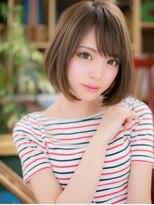 ■前下がり大人ボブ小顔style 11-48★戸田公園10代20代30代