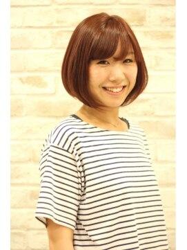 アグ ヘアー ロット 守谷店(Agu hair lott)タイトボブ