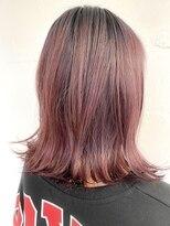 ユイマァルオアシス(YUIMARL OASIS)ピンクパープルカラー