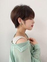 ヘアメイクエイト 丸山店(hair make No.8)◆担当:岩切祐樹◆ナチュラルショート