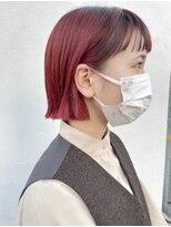 アンメリーアン(Ann merry ann)【hikariお客様スナップ】ぱつっとラインbob