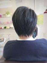 クール ヘアー ギャラリー 神明町店(COOL Hair gallery)大人スッキリ☆メリハリショート