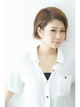大賀 ヘアビューティ(Oga Hair beauty)佐保 茉耶