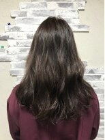 ポッシュ 原宿店(HAIR&MAKE POSH)ピンクグレージュカラー