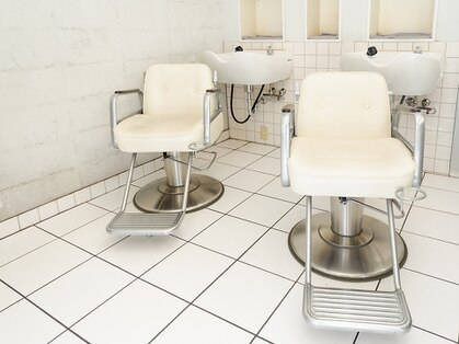 ヘアープランナー ハウサ(Hair planner hausa.)の写真