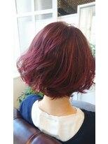 クッキー ヘアーアンドメイク(COOKIE Hair&Make)【COOKIE 】デザインレトロボブ