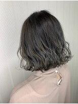 ソース ヘア アトリエ 京橋(Source hair atelier)【SOURCE】オーシャンシルバー