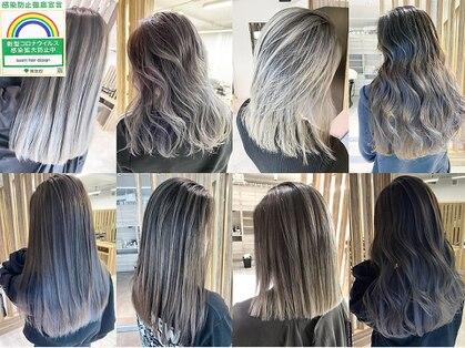 ヘアメイクサロン boom hair design 【ブーム ヘア デザイン】